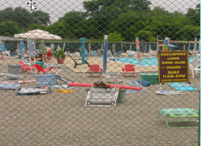 The Oceanport community pool is a reality for all the people of Oceanport