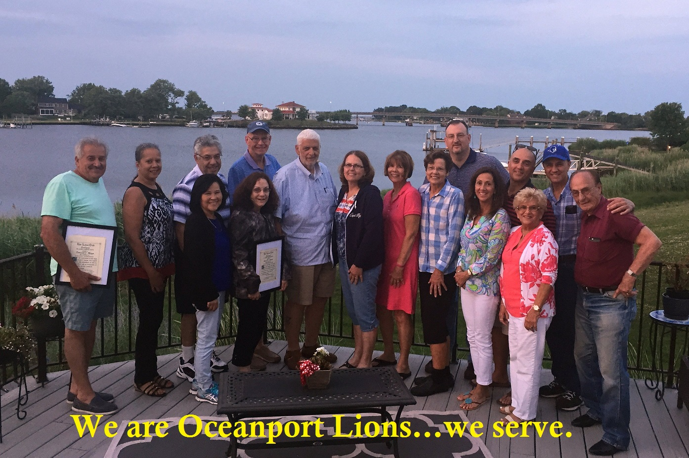 Oceanport Lions Club of NJ