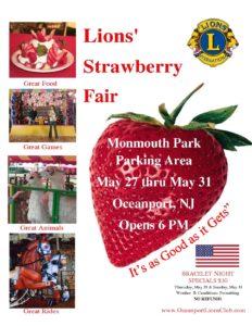 Strawberry Flier 2020